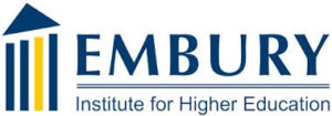 Embury Institute for Higher Education Application Requirements
