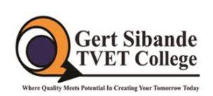 Gert Sibande TVET College Exams