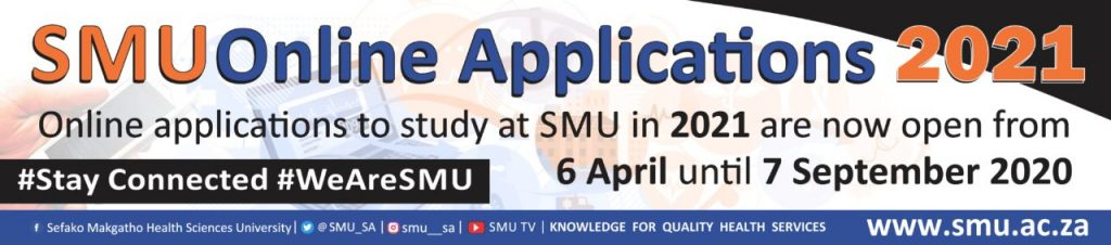Applications to study at SMU